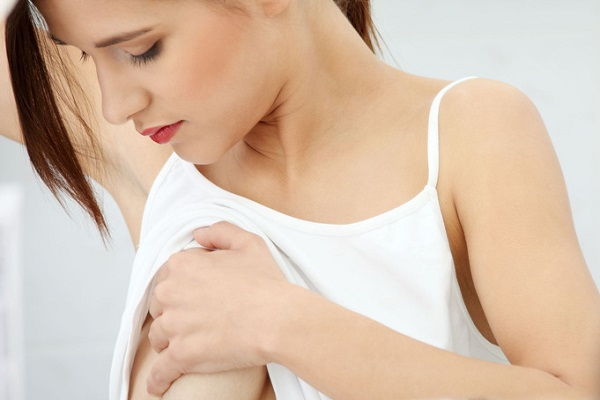 Уход за проблемной кожей груди