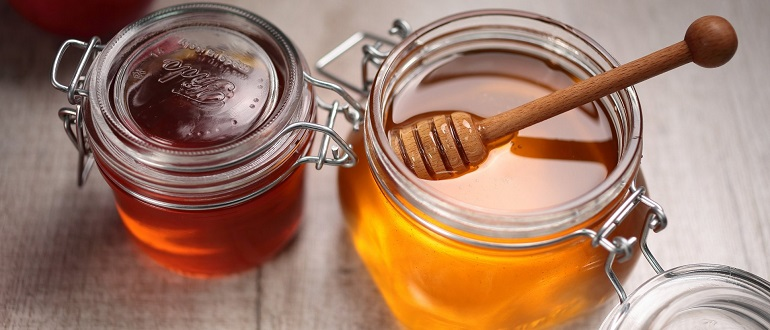 Эффективный против прыщей мед