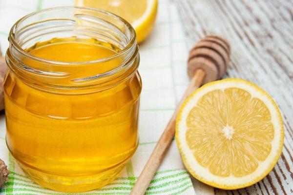 Мед с лимоном от постакне