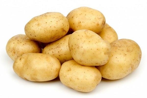 Полезный при прыщах картофель