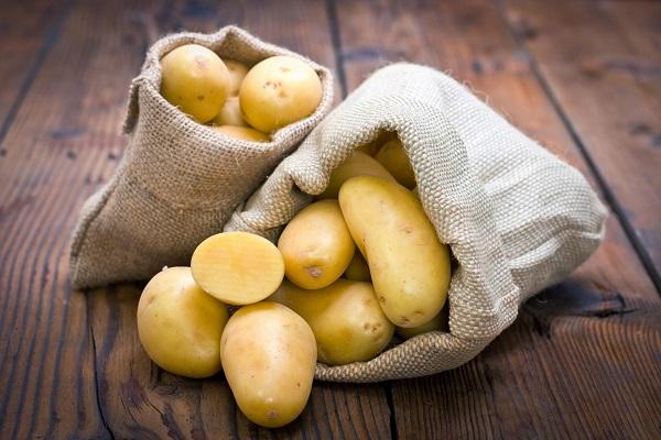 Применение картошки от прыщей