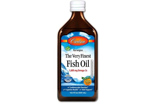 Жидкий рыбий жир