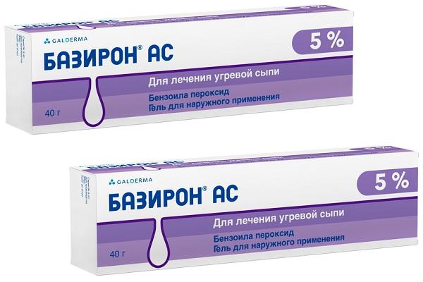 Препарат Базирон