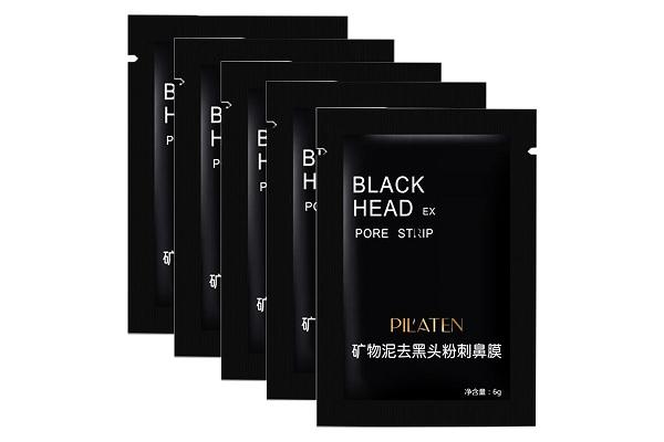 Черная маска от комедонов