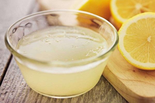 Лимонный сок для лечения пятен от прыщей
