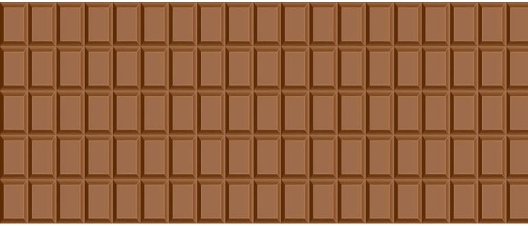 Большая шоколадка