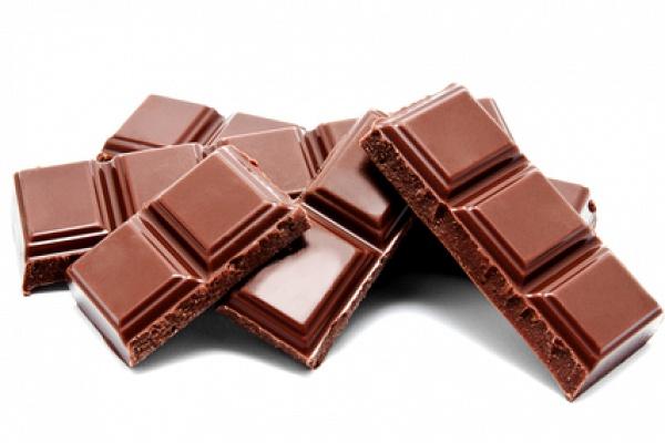 Шоколад, от которого появляются прыщи