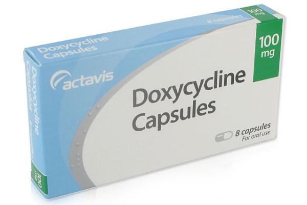 Таблетки Доксициклин
