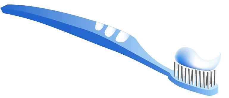 Полезная при прыщах зубная паста