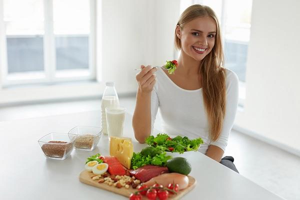 Сбалансированное питание для профилактики акне