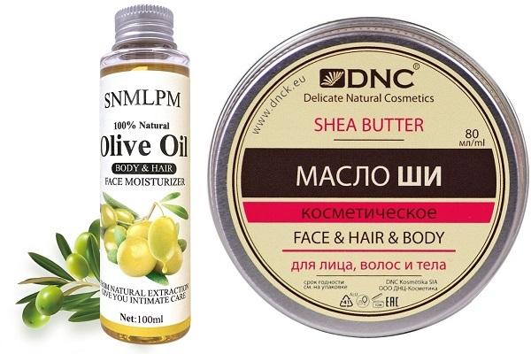 Рецепт масляной маски